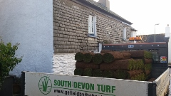 Turf Delivery in Devon