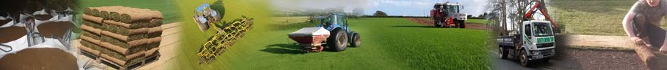 growing and supplying turf at South Devon Turf